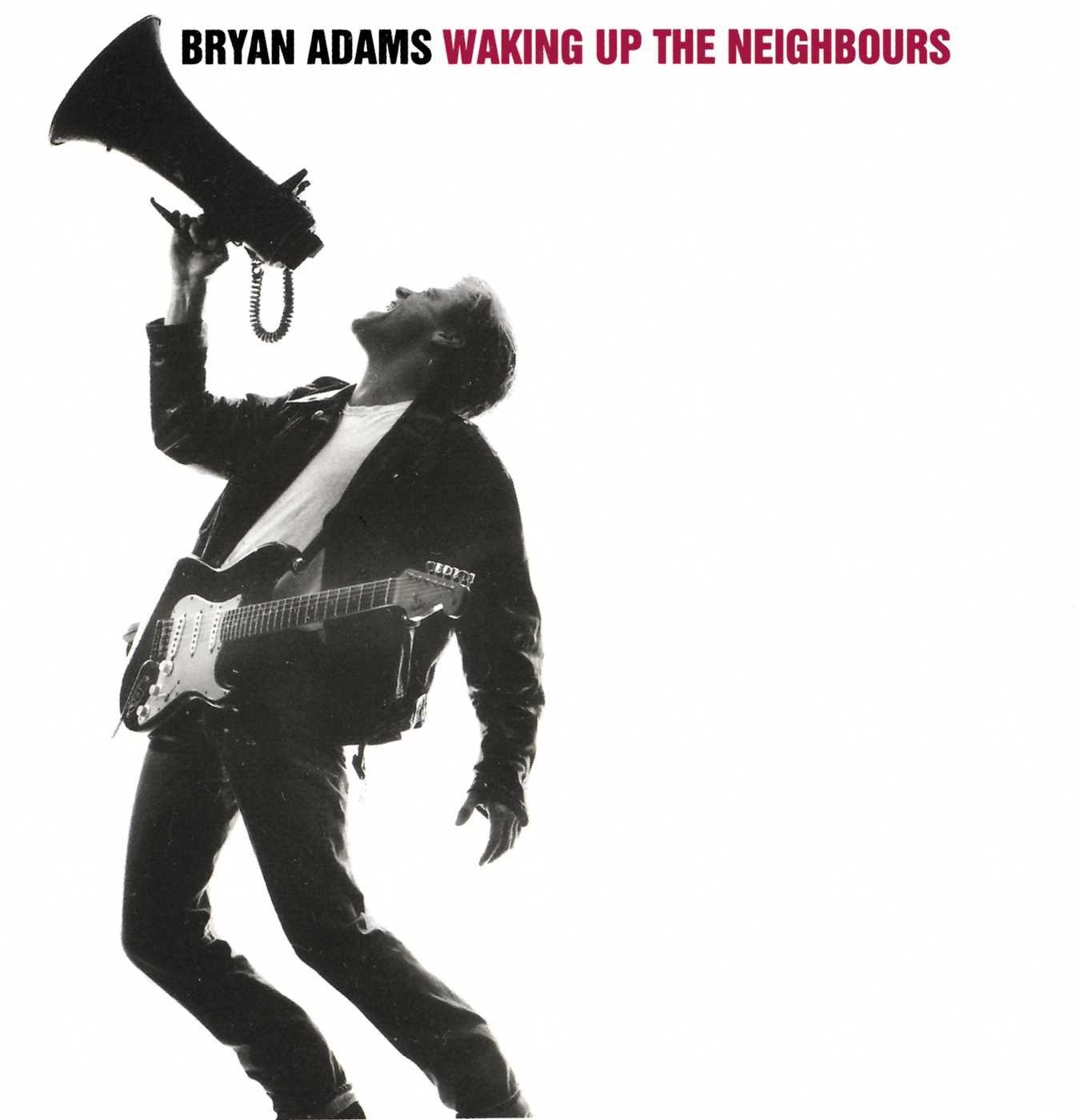 Bryan Adams - CD Waking Up the Neighbours