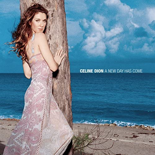 Celine Dion - CD A New Day Has Come