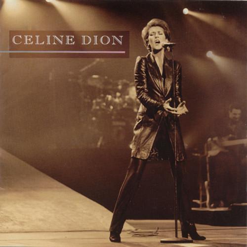 Celine Dion - CD Live à Paris