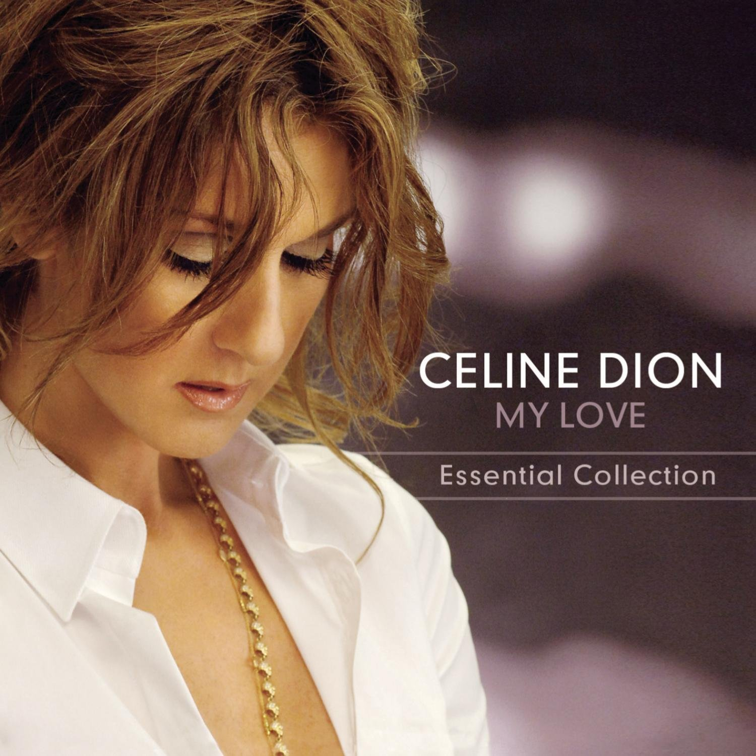 Celine Dion - CD My Love Essential Collection
