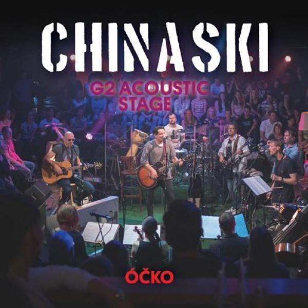 Chinaski - CD G2 ACOUSTIC STAGE (CD+DVD)