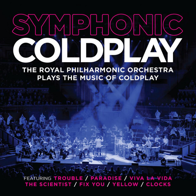 Coldplay - CD The Royal Philharmonic Orchestra: Plays The Music of Coldplay