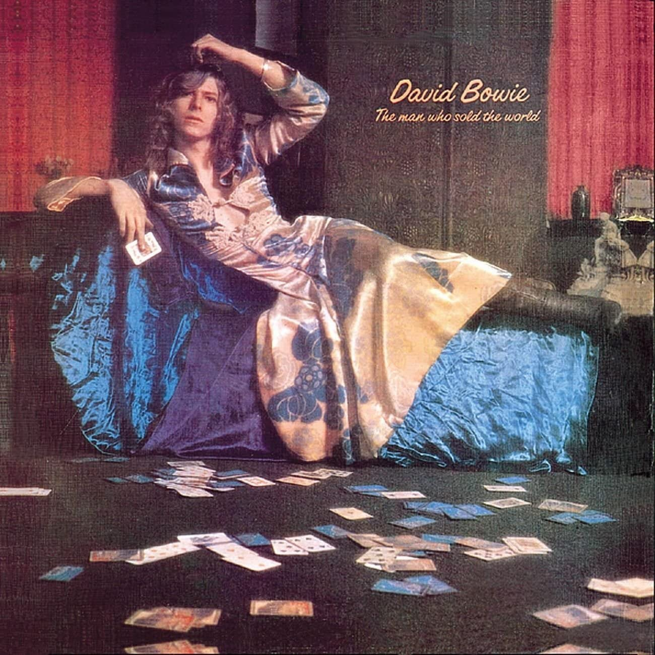 David Bowie - Vinyl The Man Who Sold The World