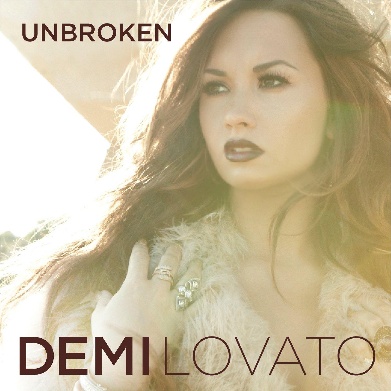 Demi Lovato - CD Unbroken