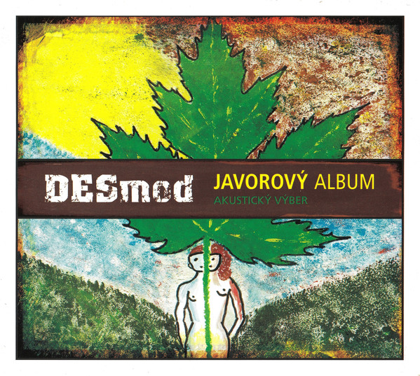 Desmod - CD Javorový Album (Akustický Výber)