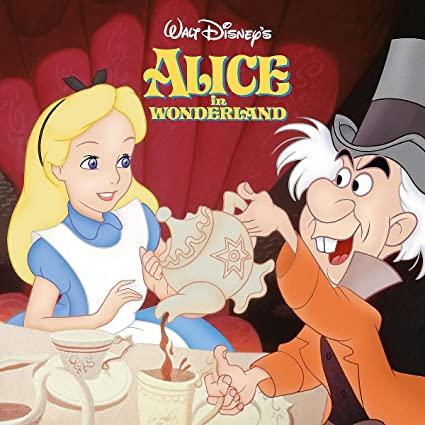 Detské - CD Alice in Wonderland