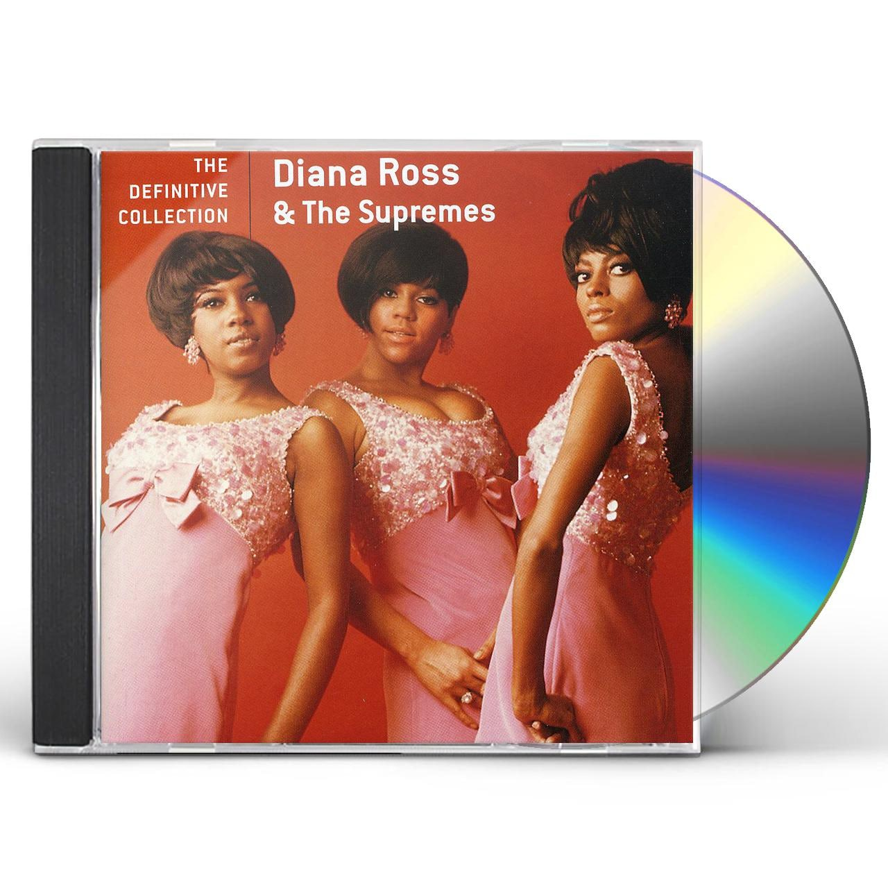 Diana Ross - CD & The Supremes - The Definitive Collection