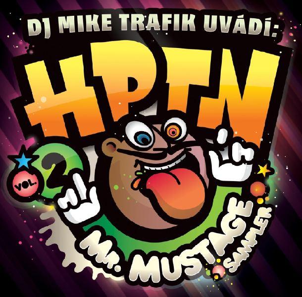 Dj Mike Trafik - CD HPTN vol. 2