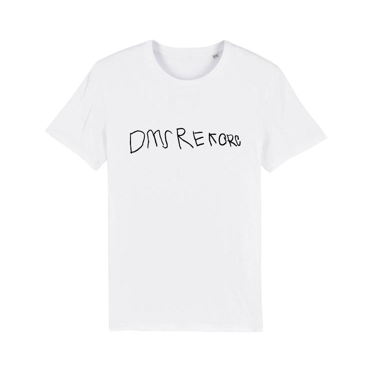 DMS - Tričko DMS Rekorc - Muž, Biela, L