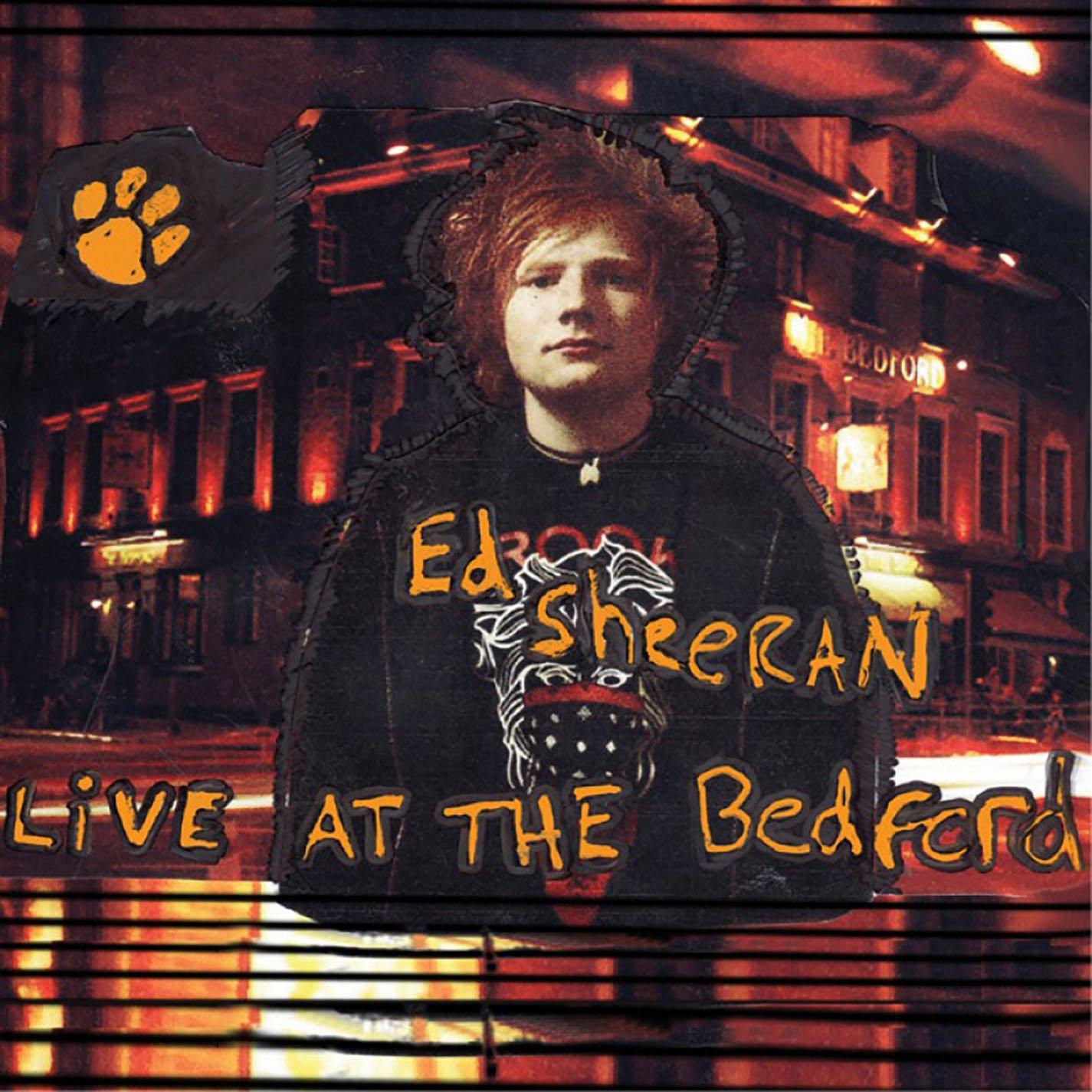 Ed Sheeran - CD Live At The Bedford