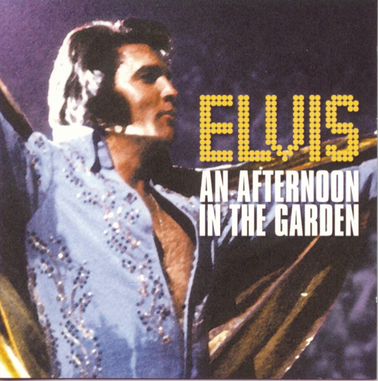 Elvis Presley - CD An Afternoon in the Garden