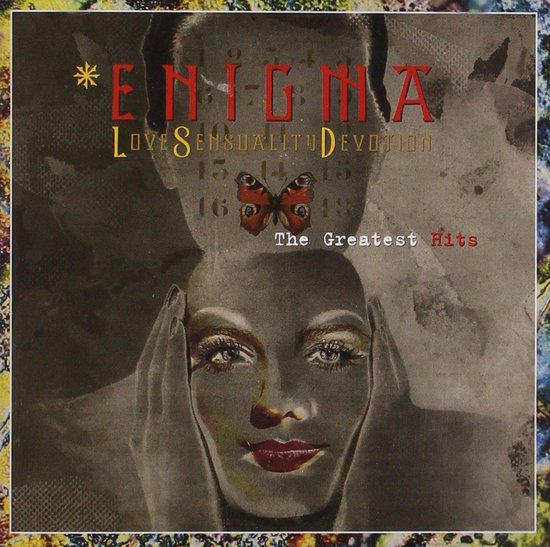 Enigma - CD Love Sensuality Devotion (The Greatest Hits)