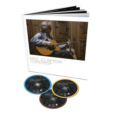 Eric Clapton - CD Lady In The Balcony: Lockdown Sessions (Deluxe Edition)