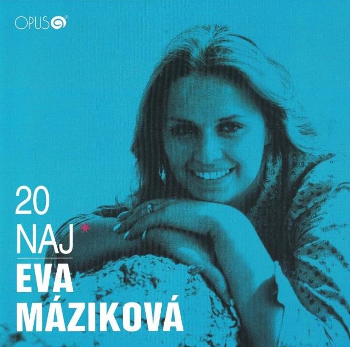 Eva Máziková - CD 20 Naj