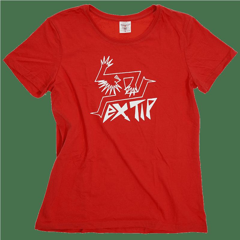 Extip - Tričko Extip - Žena, Červená, S