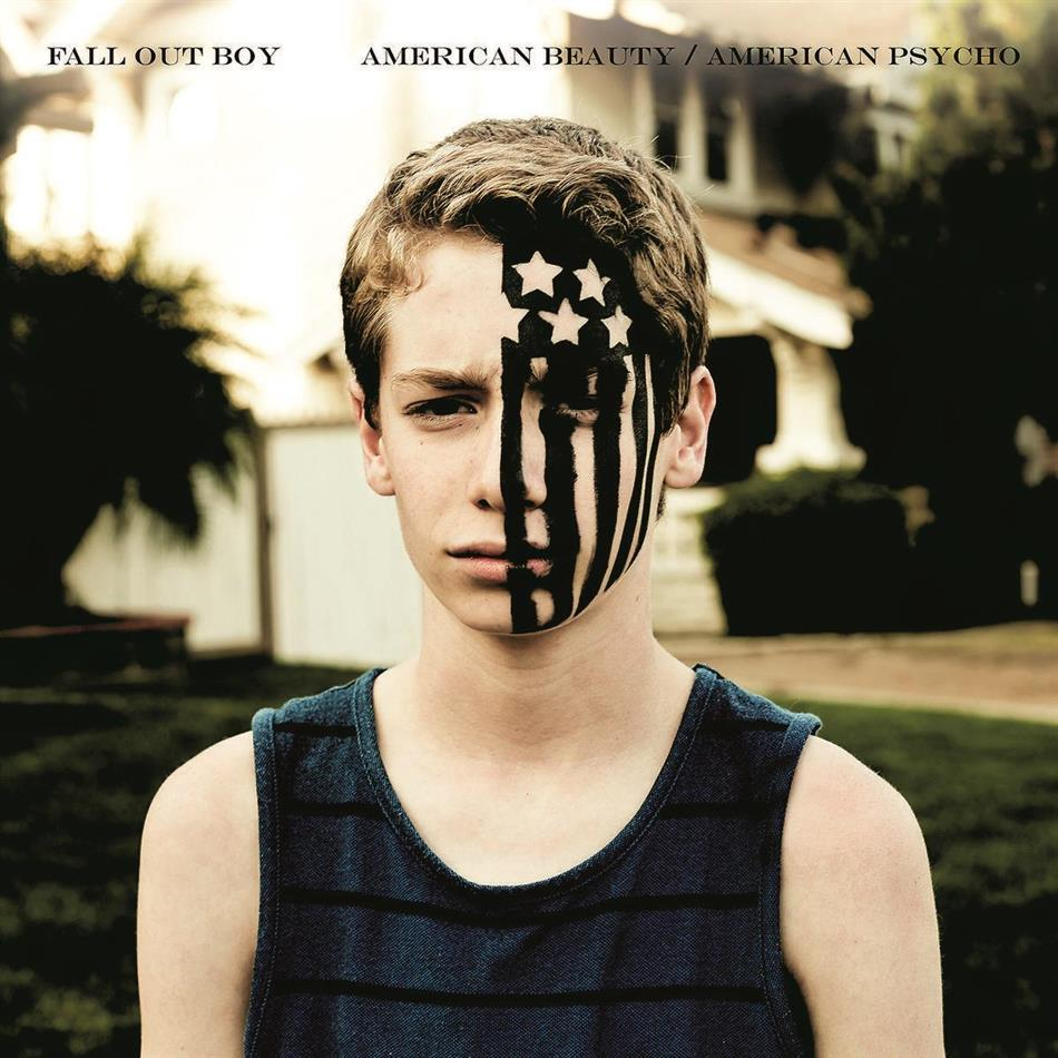 FALL OUT BOY - CD AMERICAN BEAUTY / AMERICAN PSYCHO