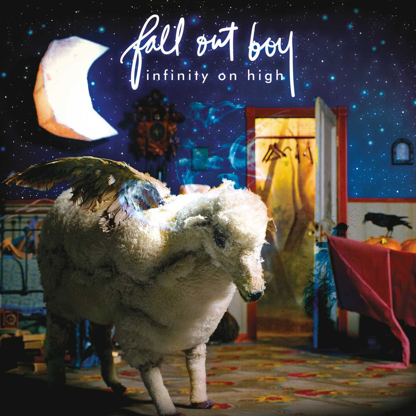 FALL OUT BOY - CD INFINITY ON HIGH