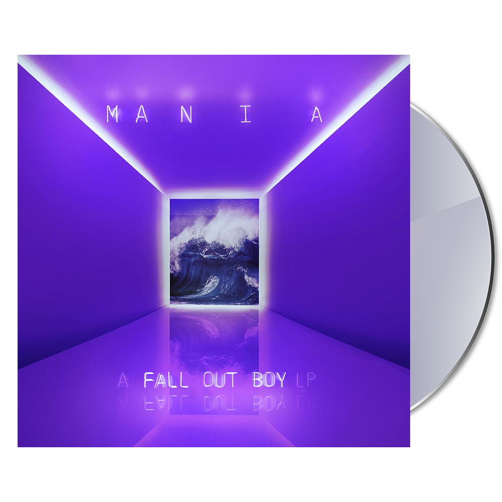 FALL OUT BOY - CD MANIA