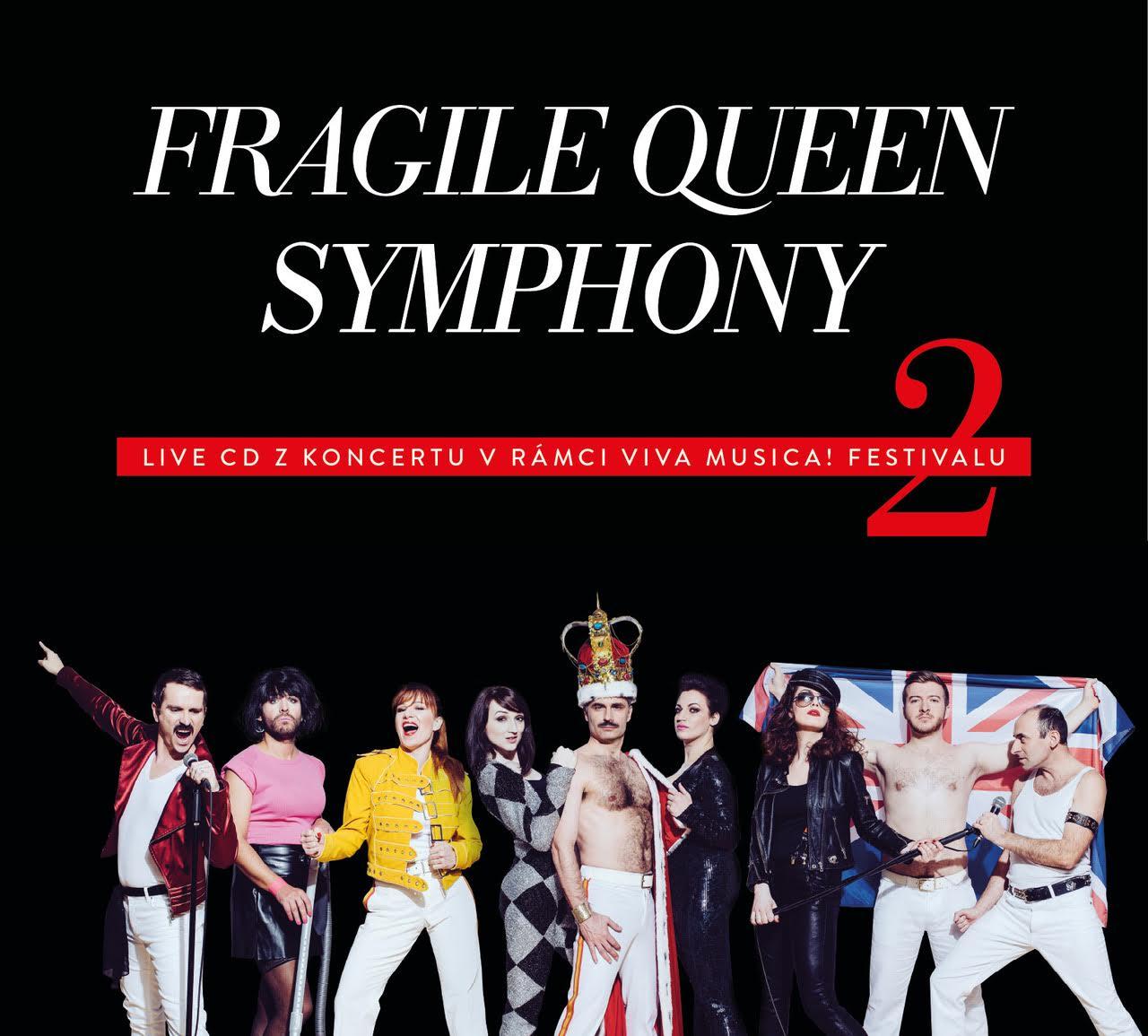 Fragile - CD Fragile Queen Symphony 2