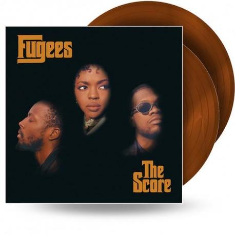 Fugees - Vinyl The Score (Limited Edition Orange Coloured Vinyl)
