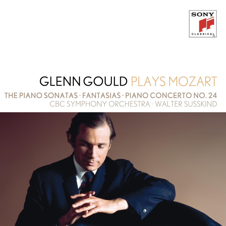 Glenn Gould - CD Glenn Gould Plays Mozart