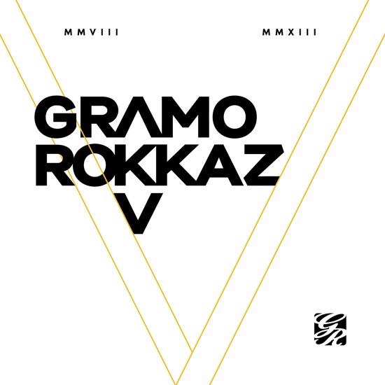 "Gramo Rokkaz - CD ""V"" (2CD Klasická verzia)"