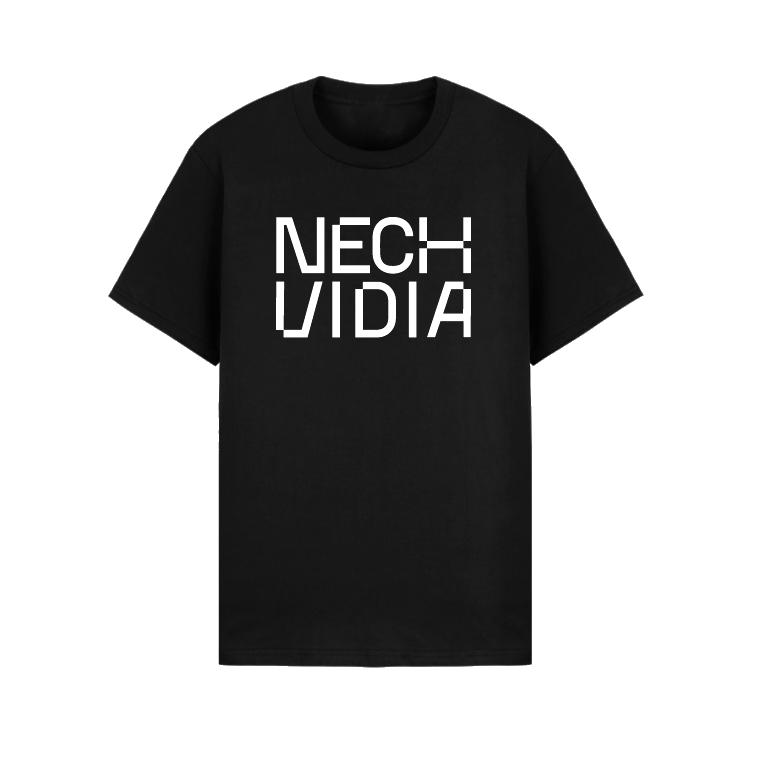 H16 - Tričko Nech Vidia - Muž, Čierna, S