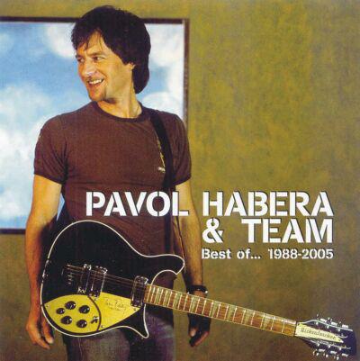 PAVOL HABERA & TEAM - CD Best Of... 1988-2005