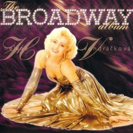 Helena Vondráčková - CD The Broadway Album