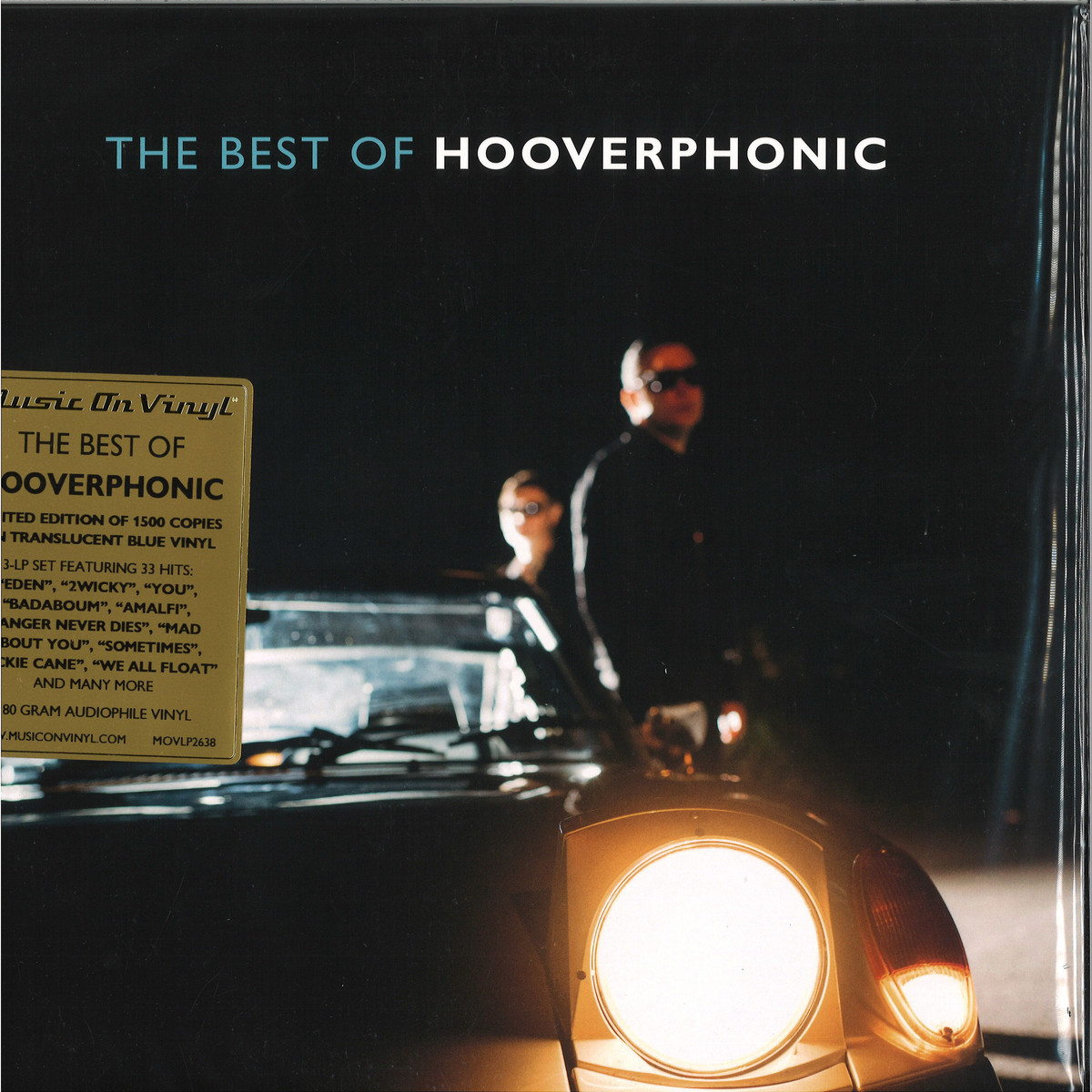 Hooverphonic - CD The Best of Hooverphonic