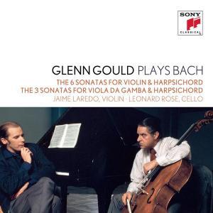 CD GOULD, GLENN - Glenn Gould plays Bach: The 6