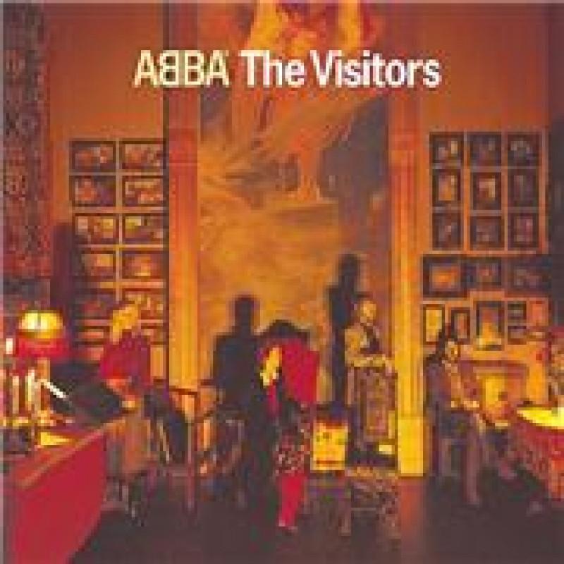 ABBA - Vinyl THE VISITORS