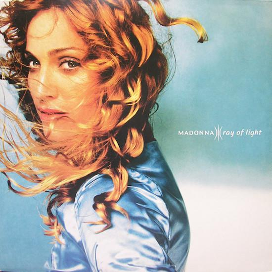 Madonna - CD RAY OF LIGHT