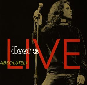 CD DOORS, THE - ABSOLUTELY LIVE!!