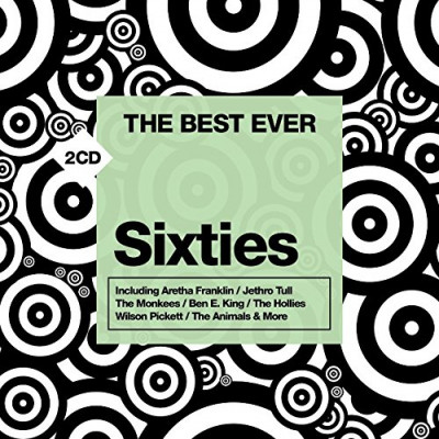 CD VARIOUS ARTISTS - THE BEST EVER: SIXTIES