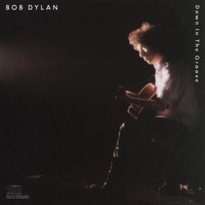 Bob Dylan - CD DOWN IN THE GROOVE