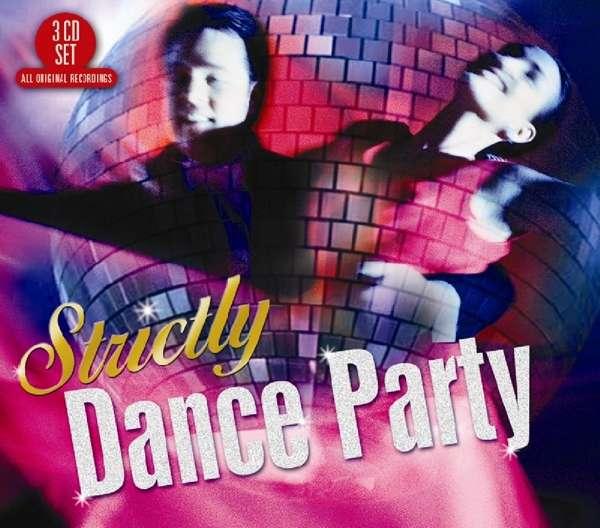 CD V/A - STRICTLY DANCE PARTY