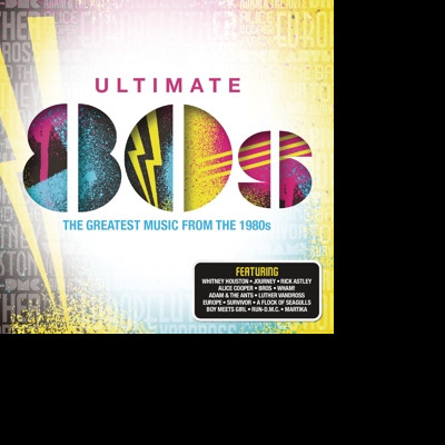 CD V/A - Ultimate... 80s