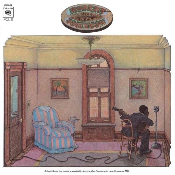 Vinyl JOHNSON, ROBERT - KING OF THE DELTA BLUES SINGERS VOL.2