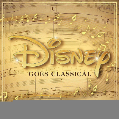 CD ROYAL PHILHARMONIC ORCH. - DISNEY GOES CLASSICAL