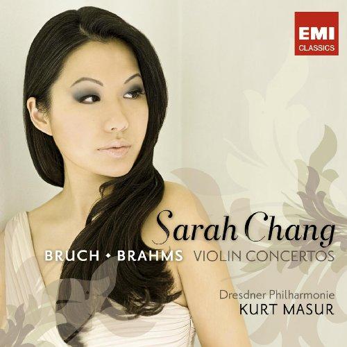 CD CHANG - VIOLIN CONCERTOS