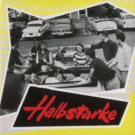 CD V/A - HALBSTARKE