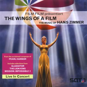 Hans Zimmer - CD WINGS OF A FILM: MUSIC OF HANS ZIMMER