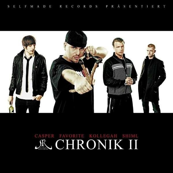 CD V/A - Chronik II