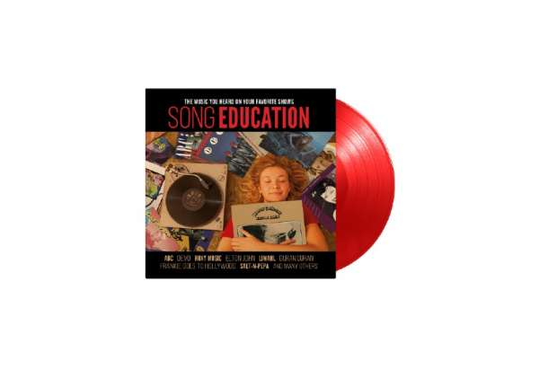 Vinyl V/A - SONG EDUCATION