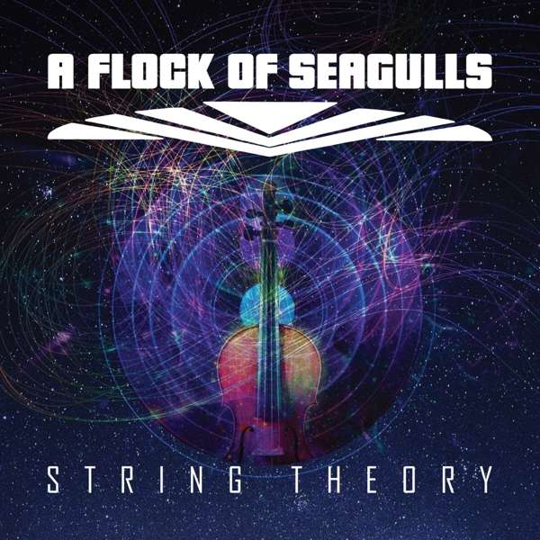 CD A FLOCK OF SEAGULLS - STRING THEORY