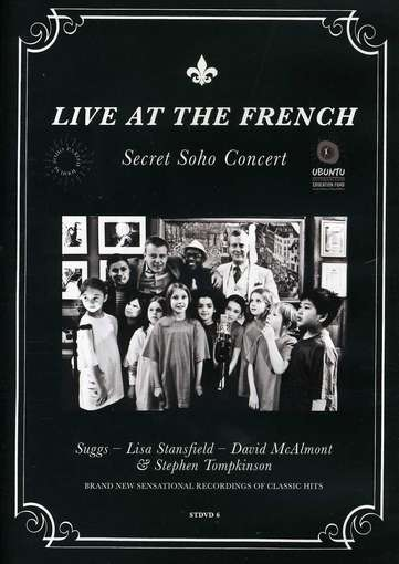 DVD V/A - LIVE AT THE FRENCH