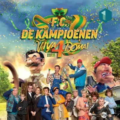 CD V/A - FC DE KAMPIOENEN 4 - VIVA BOMA