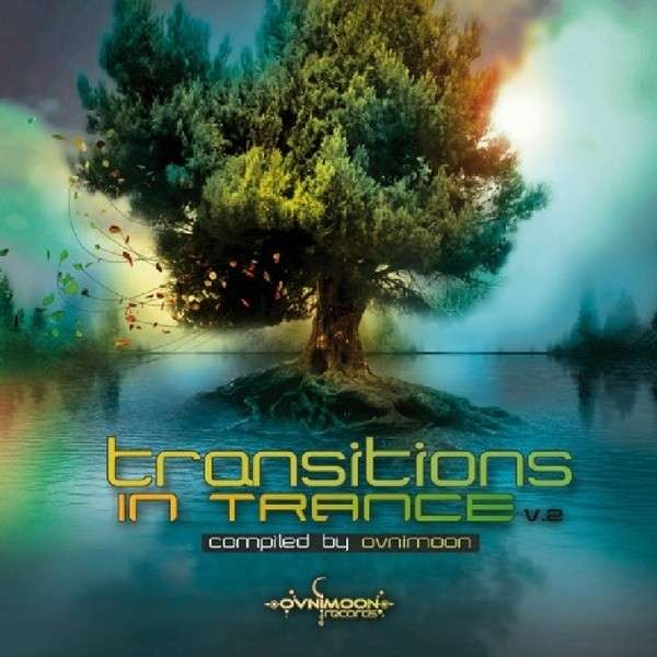 CD V/A - TRANSITIONS IN TRANCE 2