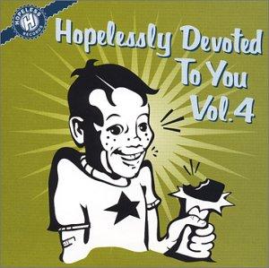 CD V/A - HOPELESSLY DEVOTED TO..4